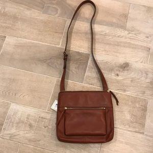 NWT Fossil Audelia Crossbody bag